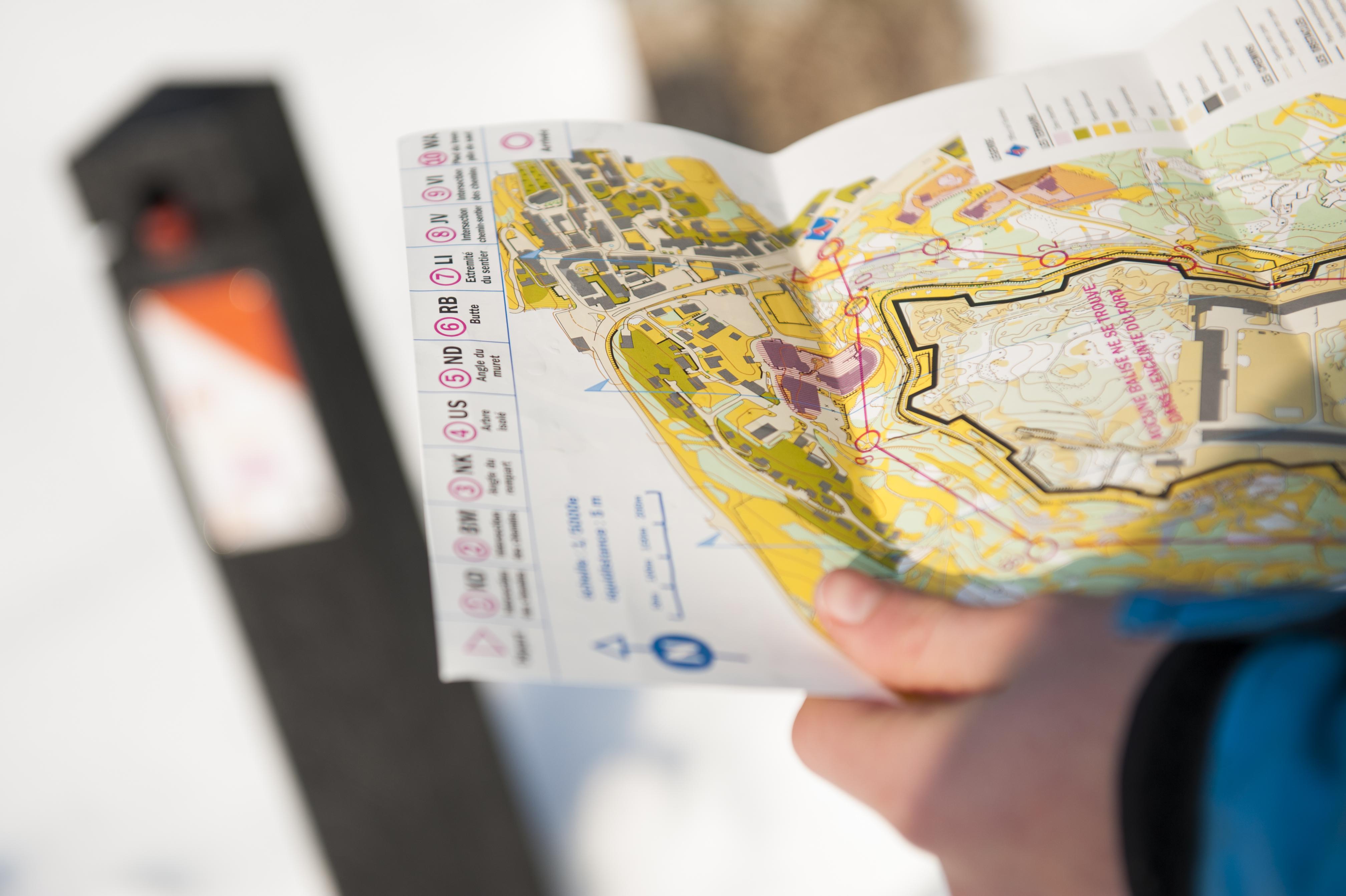 Station des rousses site officiel de l 39 office de tourisme parcours d 39 orientation balis or - Office du tourisme les rousses ...